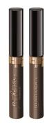 ART-VISAGE Гель для бровей и ресниц ухаживающий темно-коричневый