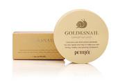 Hydro Gel Eye Patch Gold & Snail Гидрогелевые патчи для кожи вокруг глаз