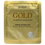 Гидрогелевая маска для лица с золотом