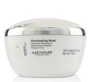 Маска придающая блеск Semi Diamond Illuminating Mask ALFAPARF