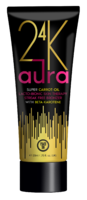 Крем для загара 24K Aura Super Carrot Oil бронзатор 250 мл