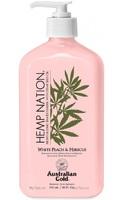 Hemp Nation White Peach & Hibiscus (персик)