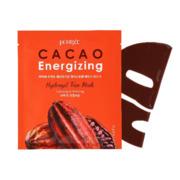Разглаживающая гидрогелевая маска для лица с экстрактом какао